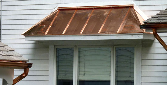 Pros and Cons of Copper Roofing