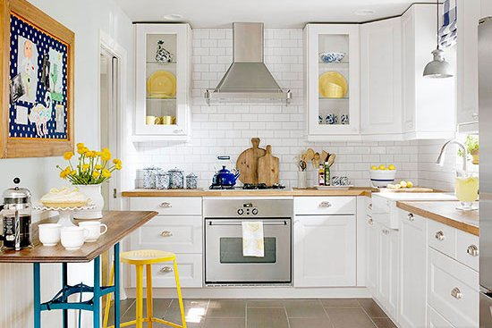 Did You Know That You Can Remodel Your Small Kitchen? Here Are Various Options to Consider
