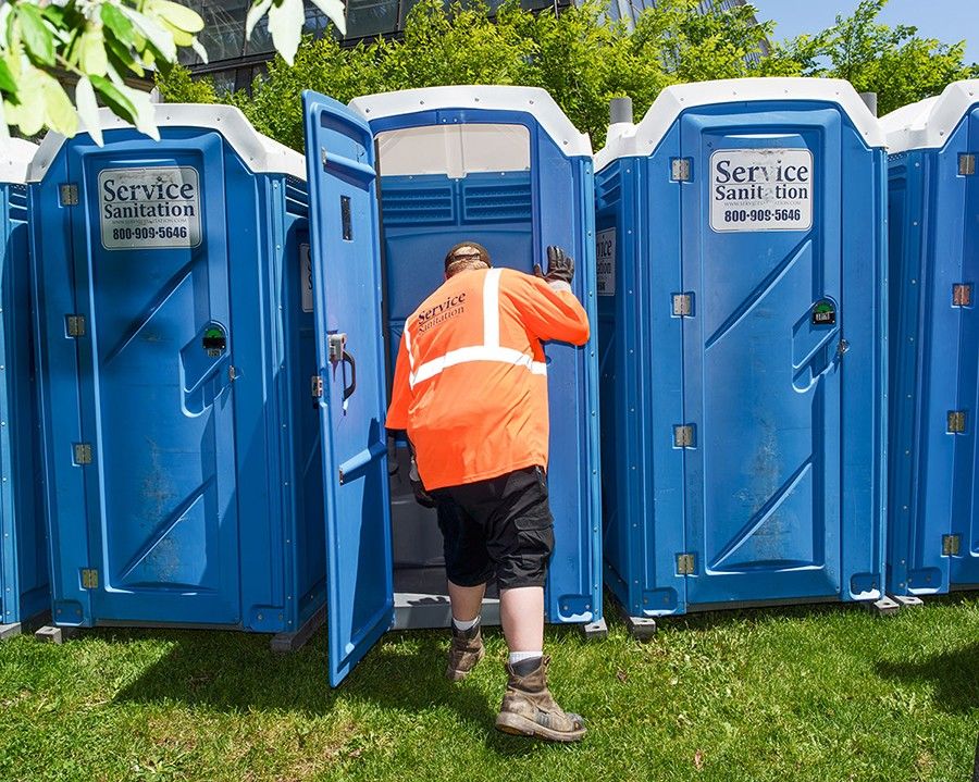 Get the port a potty you need for your event or business